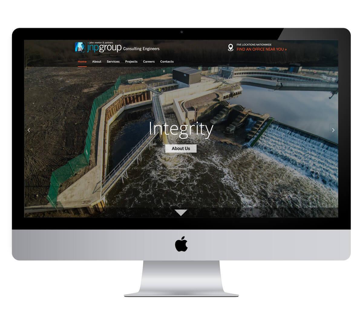 JNP Group Website