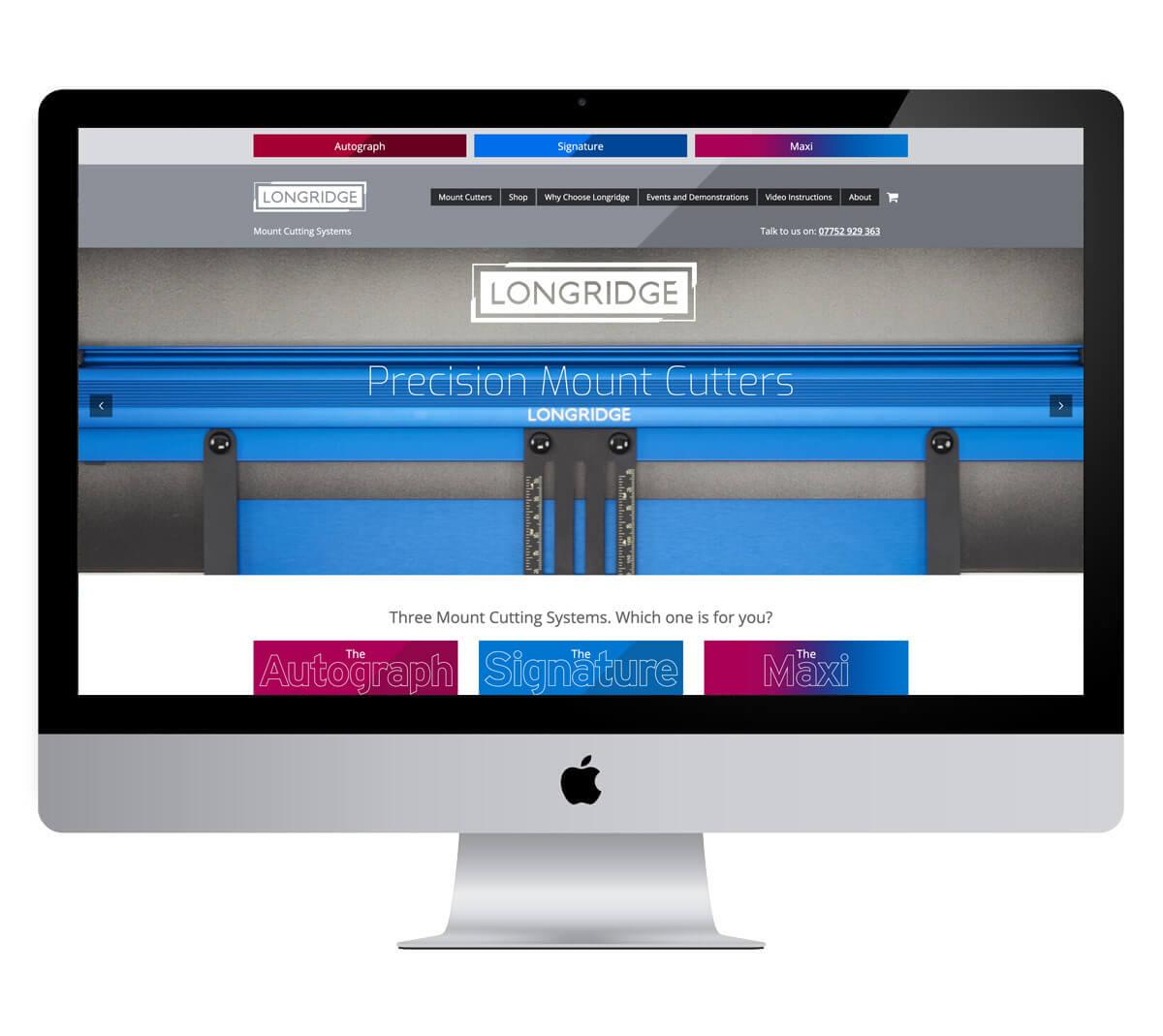 Longridge Website