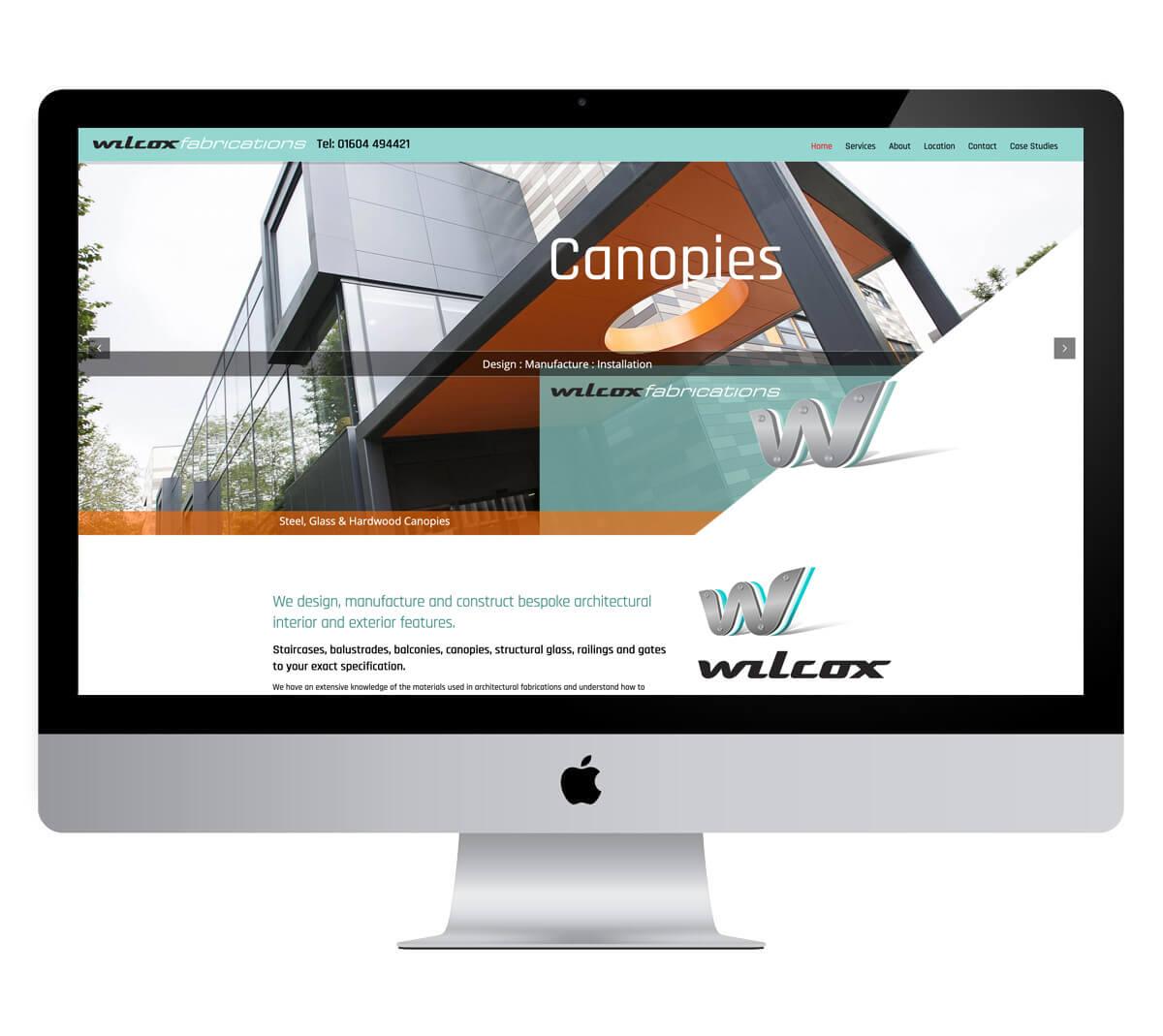 Wilcox Fabrications Website