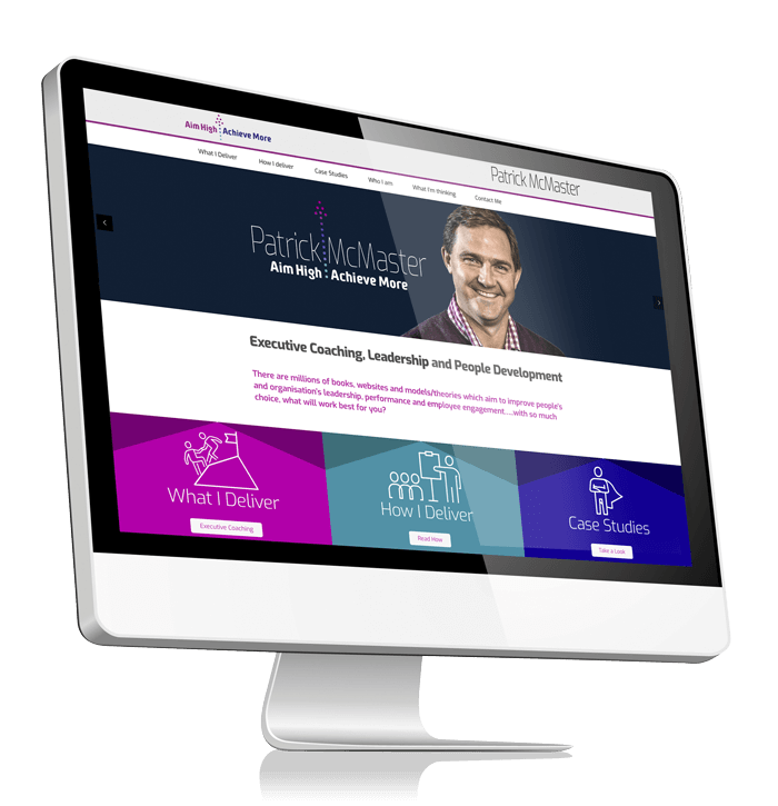 Patrick McMaster Website