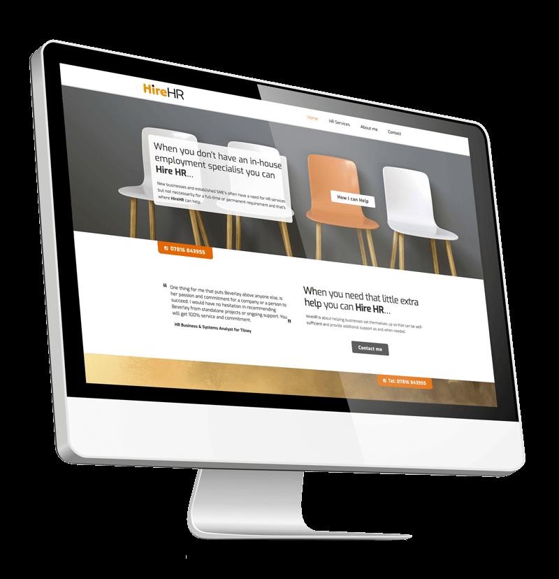 Hire-HR-Website